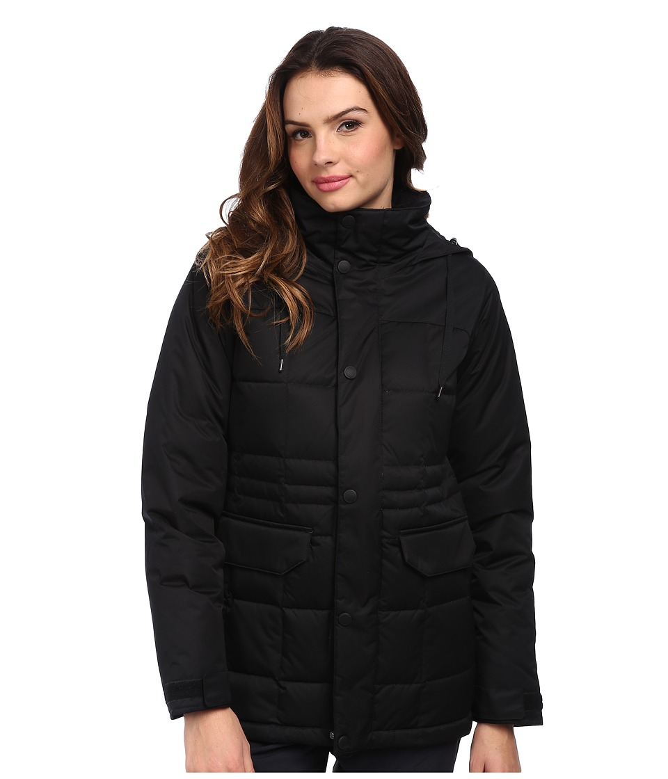 Burton - Ayers Down Jacket (True Black) Women