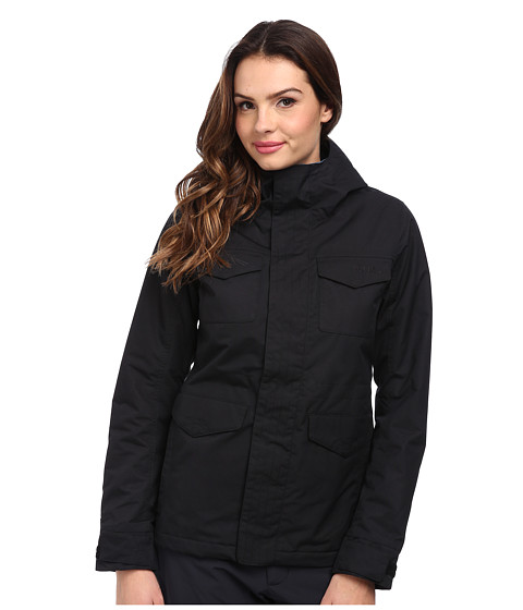 Burton - TWC Search and Enjoy Jacket (True Black) Women's Jacket