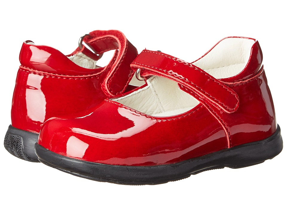 Primigi Kids - Andes-E (Toddler/Little Kid) (Red) Girls Shoes