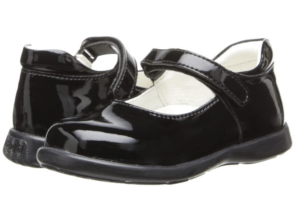 Primigi Kids - Andes-E (Toddler/Little Kid) (Black) Girls Shoes