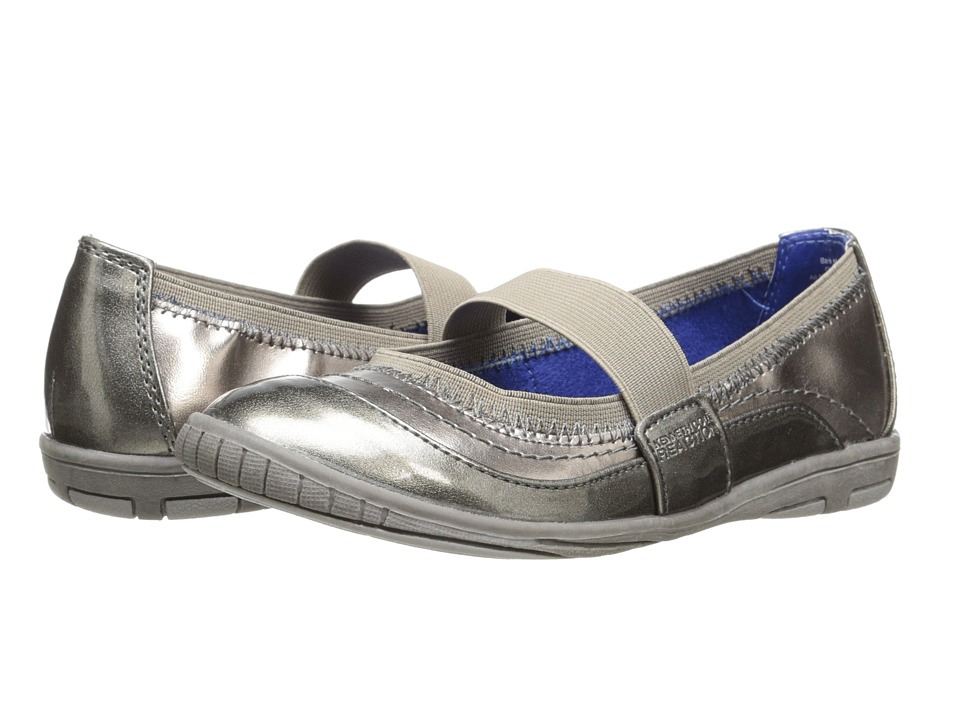Kenneth Cole Reaction Kids - Bark My Word (Little Kid/Big Kid) (Pewter) Girl