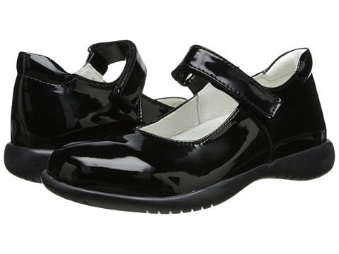 Primigi Kids - Azalea-E (Little Kid) (Black 1) Girls Shoes