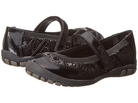 Kenneth Cole Reaction Kids - Leave My Bark 2 (Toddler/Little Kid) (Black) Girl's Shoes
