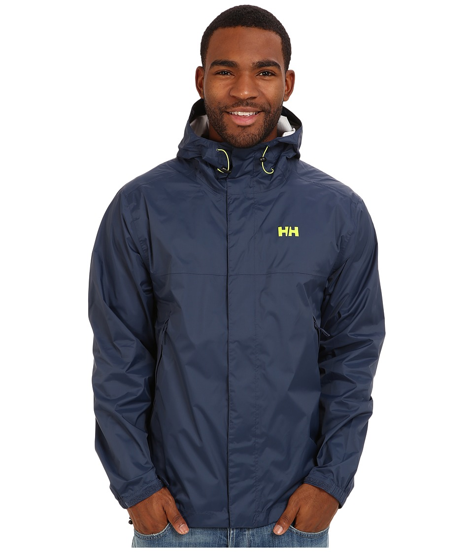 Helly Hansen - Loke Jacket (Deep Steel) Boy's Coat