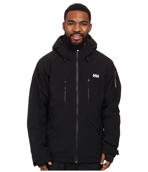 Helly Hansen - Juniper Jacket (Black) Boy's Jacket
