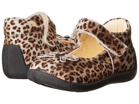 Primigi Kids - Adelaide (Infant/Toddler) (Grey/Beige) Girls Shoes