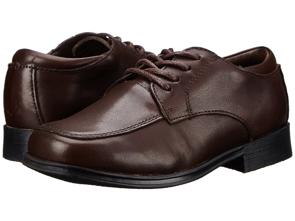Kenneth Cole Reaction Kids - Kid Club 2 (Toddler/Little Kid) (Dark Brown) Boys Shoes
