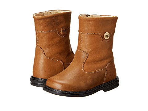 Primigi Kids - Silona (Toddler) (Brown) Girls Shoes