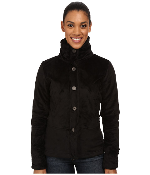 Hot Chillys - La Reina Peplum Jacket (Black) Women's Jacket
