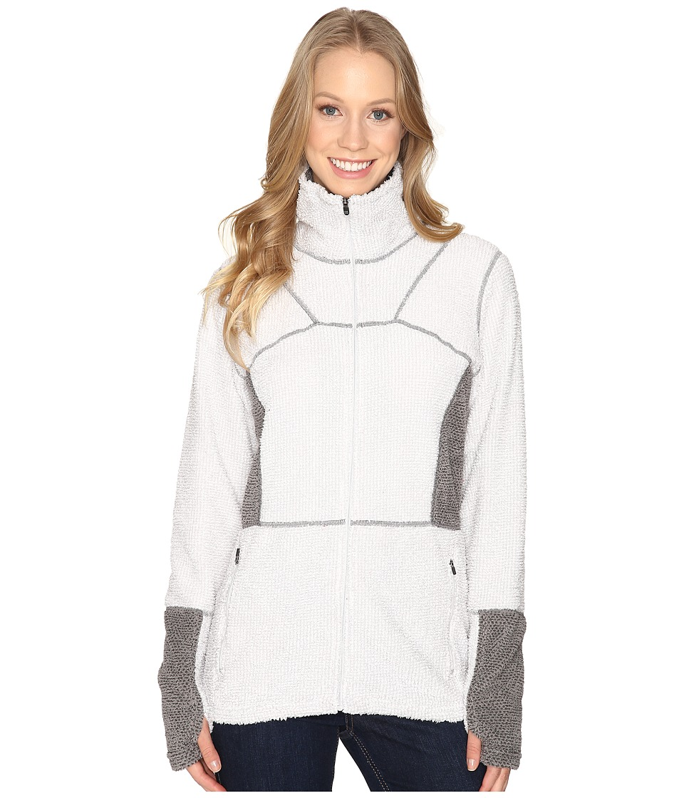 Hot Chillys - Pico Full Zip Jacket (Stone) Women's Jacket