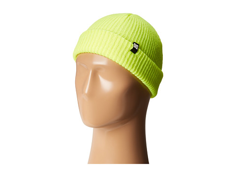 DC - Clap Beanie (Safety Yellow) Beanies