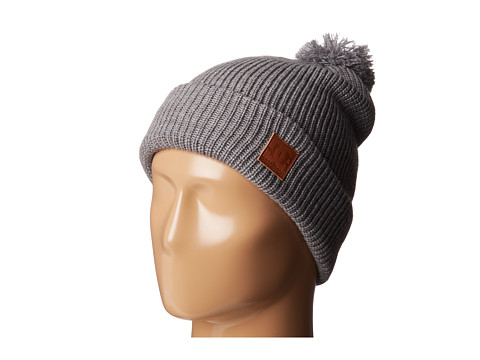 DC - Guetto Bird Beanie (Heather Grey) Beanies