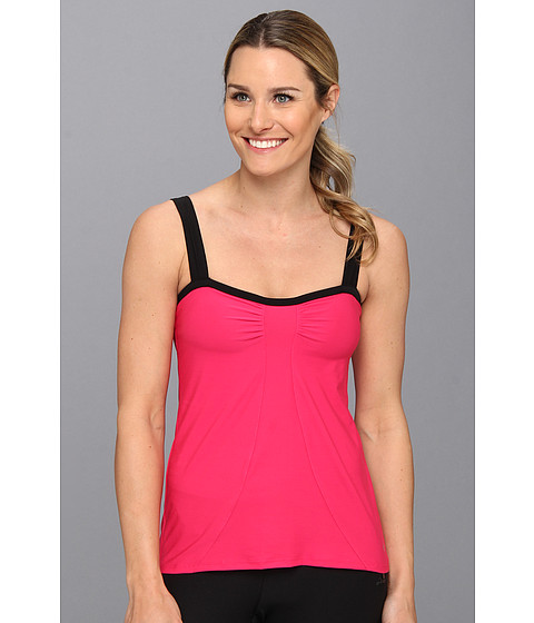 NUX - Luna Tank (Dragonfruit) Women's Sleeveless