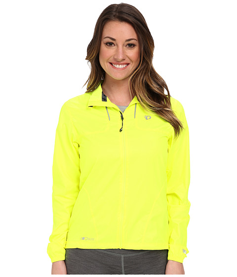 Pearl Izumi - ELITE Barrier Jacket (Screaming Yellow) Women's Workout