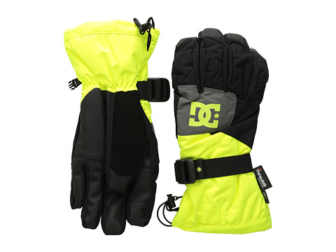 DC - Seger Over 15 Glove (Safety Yellow) Extreme Cold Weather Gloves