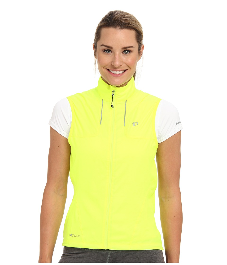 Pearl Izumi - ELITE Barrier Vest (Screaming Yellow) Women's Vest