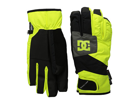 DC - Seger 15 Glove (Safety Yellow) Extreme Cold Weather Gloves