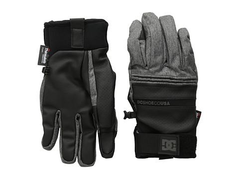 DC - Mizu 15 Glove (Caviar) Extreme Cold Weather Gloves