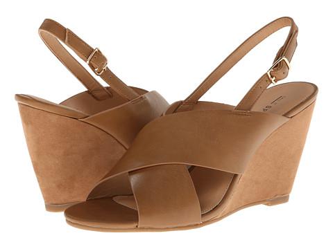 Call it SPRING - Kaliszewski (Cognac) Women's Wedge Shoes