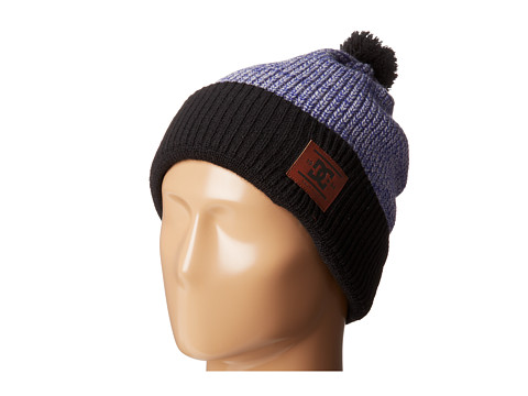 DC - Compound Beanie (Mazarine Blue) Beanies