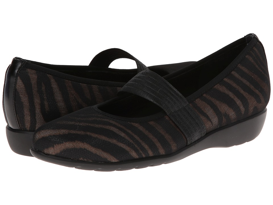 Munro - Fran (Zebra Print) Women's Shoes