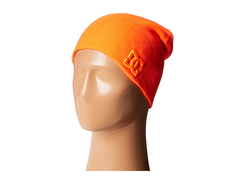 DC - Igloo Beanie (Shocking Orange) Beanies