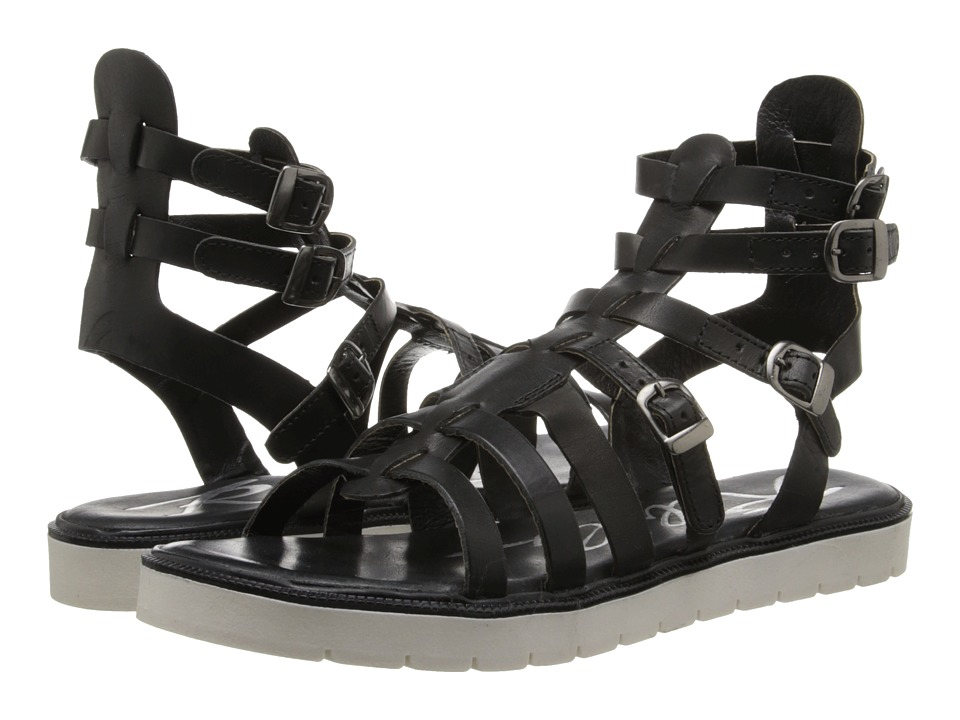 Rebels - Bonnie (Black) Women's Sandals