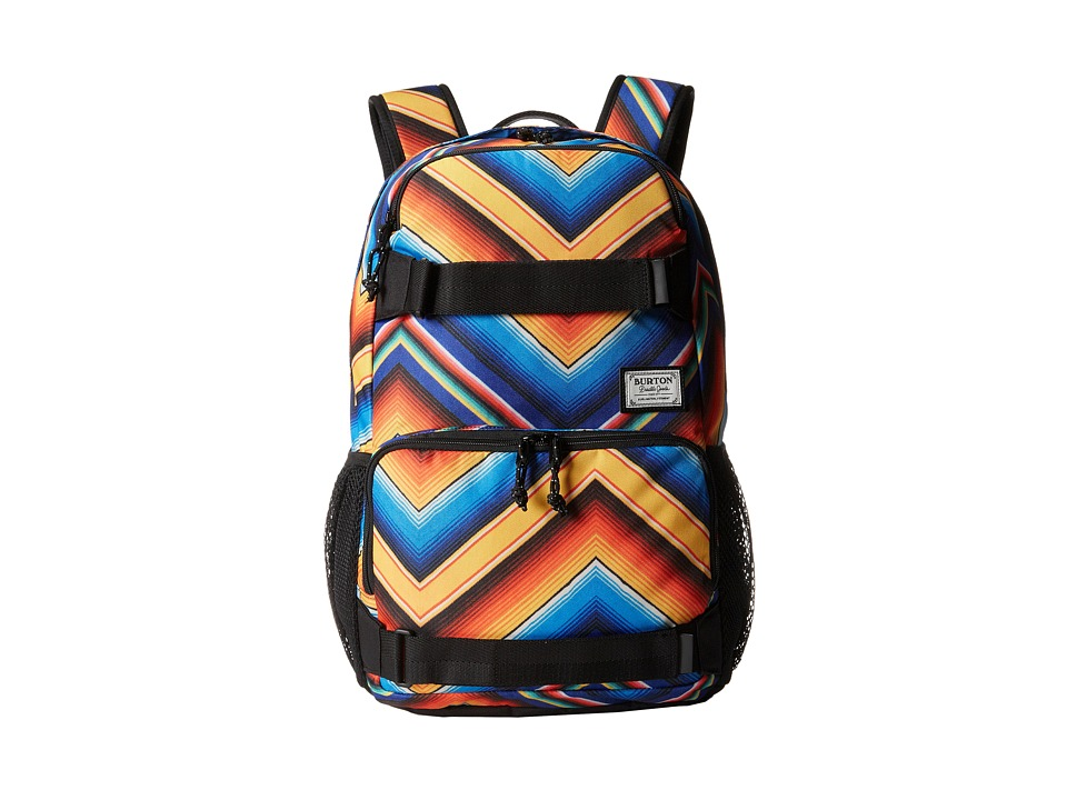 Burton - Treble Yell Pack (Fish Blanket) Backpack Bags