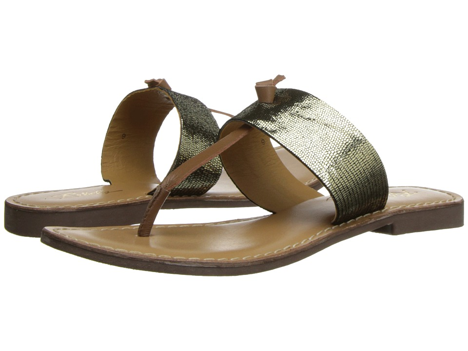 Rebels - Paityn (Metallic) Women's Sandals