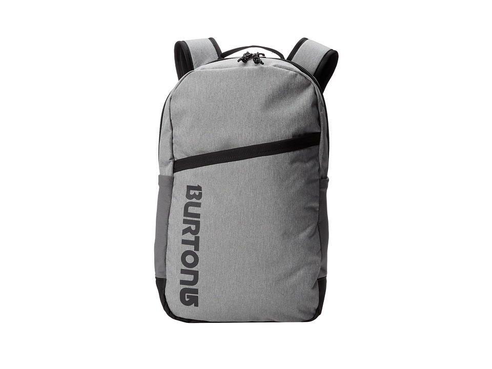 Burton - Apollo Pack (Grey Heather) Backpack Bags