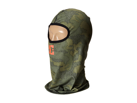 DC - Facemask (Overlay Camo) Cold Weather Hats