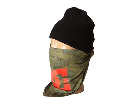 DC - Auli 15 Bandana (Overlay Camo) Knit Hats