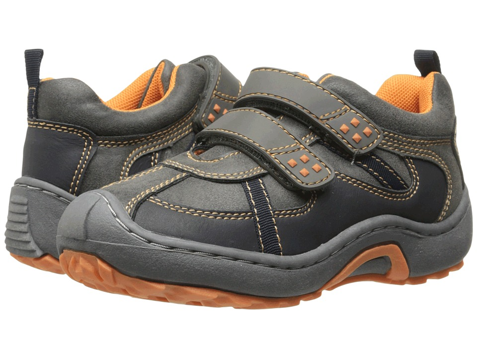 Jumping Jacks Kids - Bradley (Toddler/Little Kid) (Navy) Boys Shoes