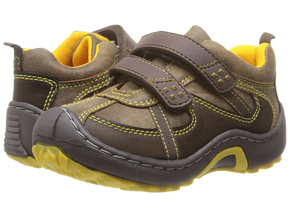 Jumping Jacks Kids - Bradley (Toddler/Little Kid) (Brown) Boys Shoes