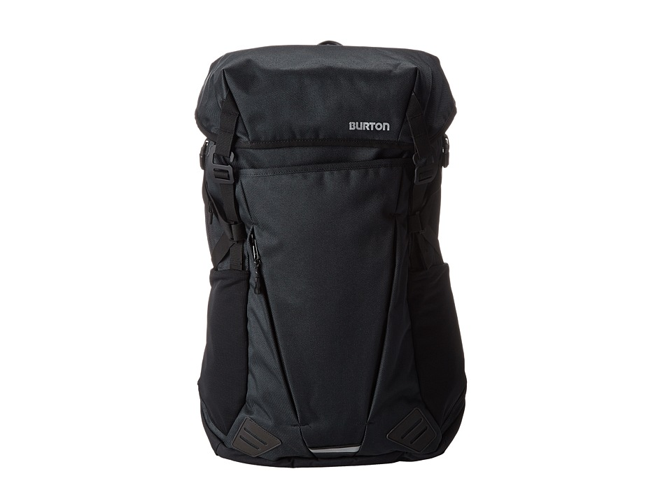 Burton - Prism Pack (True Black Heahter Twill) Backpack Bags