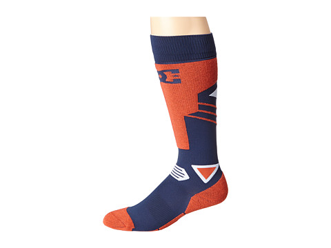 DC - Merino Muty 15 Sock (Dress Blue) Men's Knee High Socks Shoes