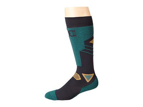 DC - Merino Muty 15 Sock (Caviar) Men