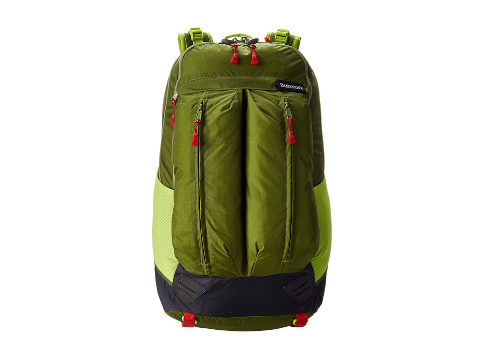 Burton - Bravo Pack (Avocado Ripstop) Backpack Bags