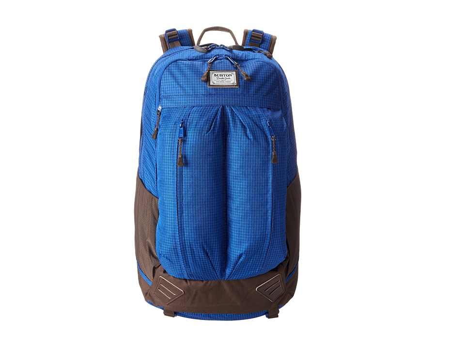 Burton - Bravo Pack (Surf The Web Ripstop) Backpack Bags