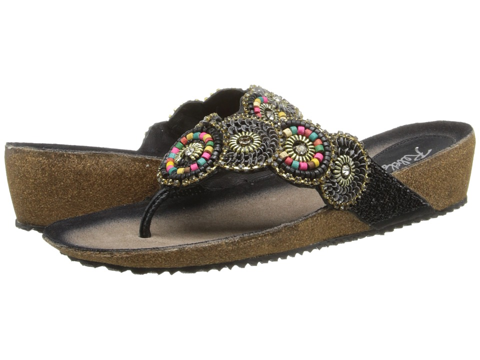 Rebels - Dianne (Black) Women's Sandals
