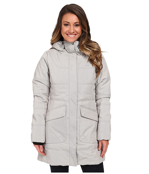 Lole - Telluride Jacket (Dark Charcoal) Women's Coat