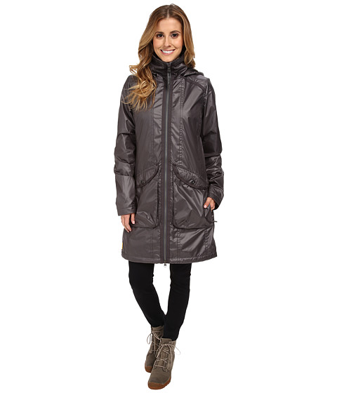 Lole - Jane Jacket (Dark Charcoal) Women's Coat