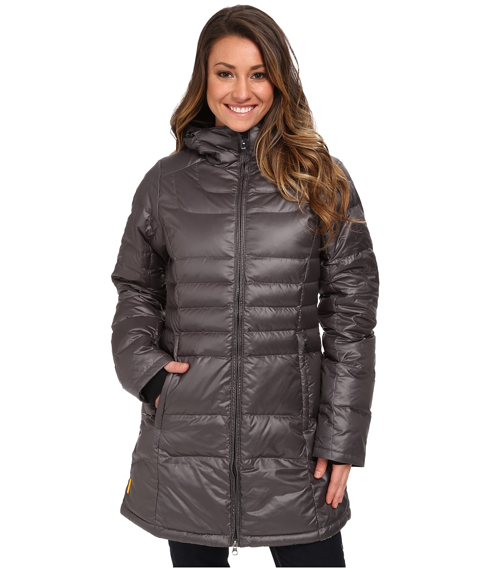 Lole - Louisiana Jacket (Dark Charcoal) Women's Coat
