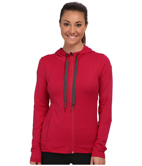Lole - Stanley Cardigan (Red Sea) Women's Sweatshirt