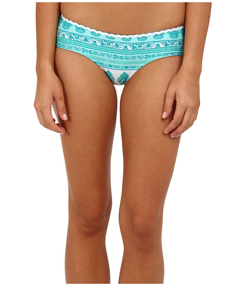 O'Neill - Gypset Hipster Bottom (Light Aqua) Women's Swimwear
