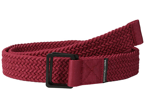 DC - Peketo 15 Belt (Rio Red) Men's Belts
