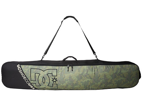 DC - Daylugger 15 Board Bag (Overlay Camo) Luggage