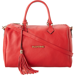 SALE! $349.99 - Save $545 on Valentino Bags by Mario Valentino Tonia Bowler (Red) Bags and Luggage - 60.89% OFF $895.00