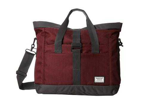 Burton - Charter Messenger (Zinfandel Herringbone) Messenger Bags