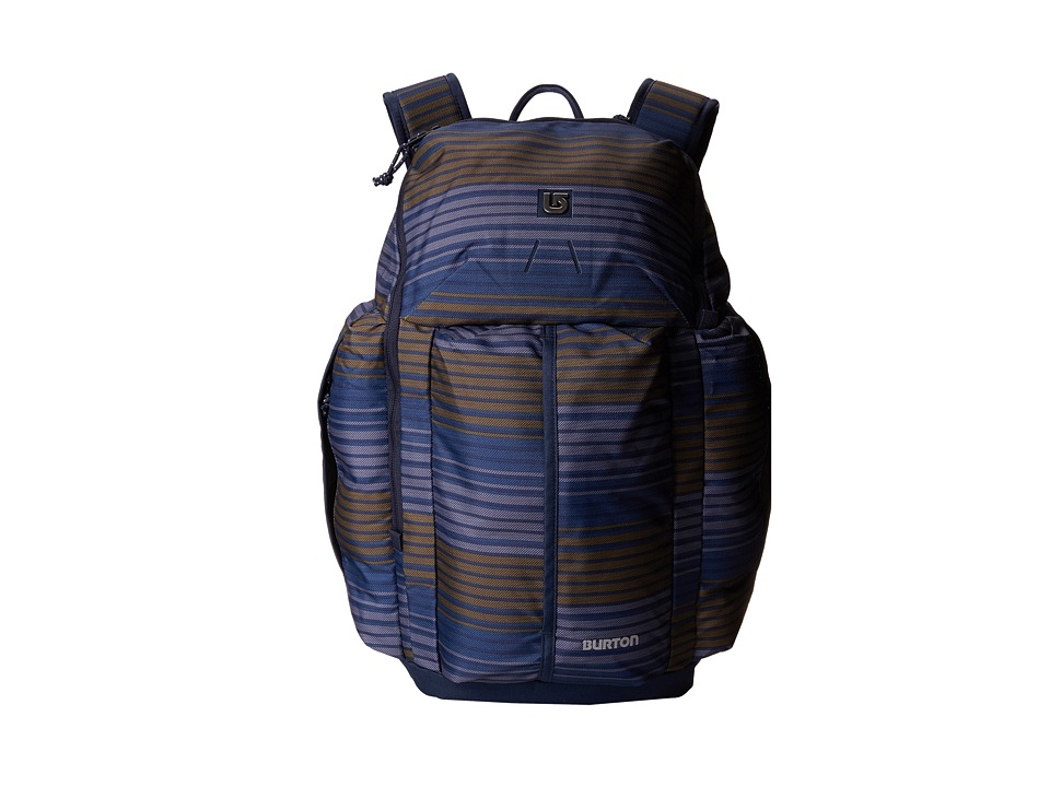 Burton - Cadet Pack (Wrangler Stripe) Backpack Bags